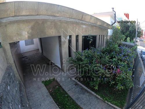 Casa Com 3 Dormitórios À Venda, 170 M² Por R$ 530.000,00 - Jardim Silvestre - São Bernardo Do Campo/sp - Ca0280