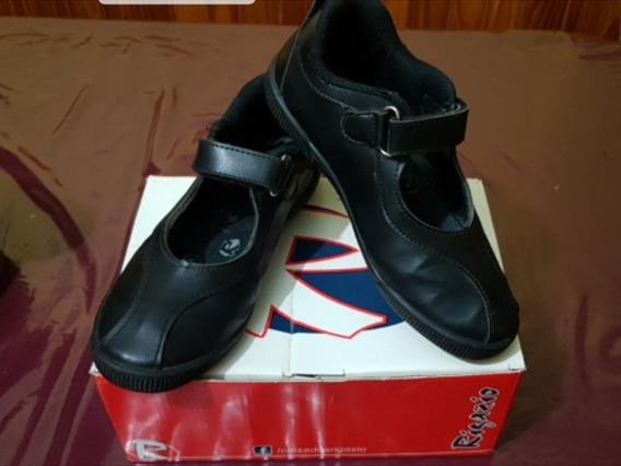 Zapatos Colegiales Rigazio De Mujer