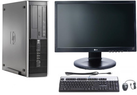 Pc Hp Elite 8200-core I5 2400 3.4 Ghz 4 Gb-ram-hd 500+ Wi-fi