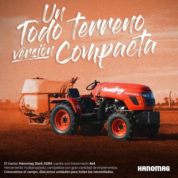 Nuevos Tractores Hanomag Stark Agr2 25hp 2020