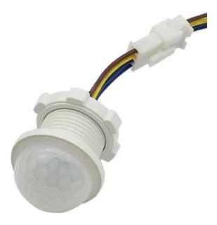 Interruptor Sensor De Movimiento Infrarrojo Pir, Para 220vac