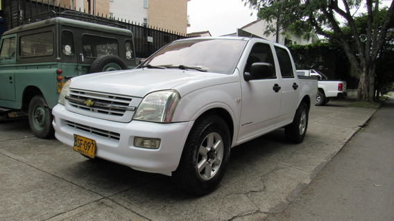 Chevrolet D-max 4x2 Diesel 3000 Cc