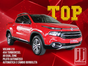 Fiat Toro 2.0 16v Turbo Diesel Volcano 4wd Automático