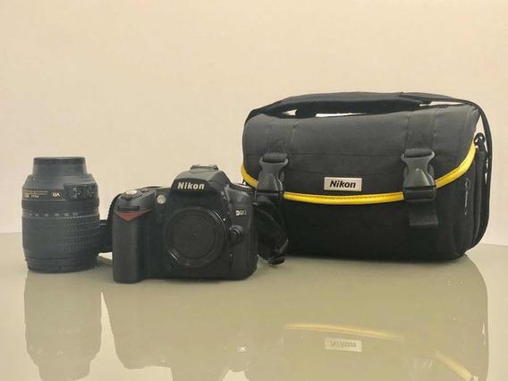 Câmera Nikon D90