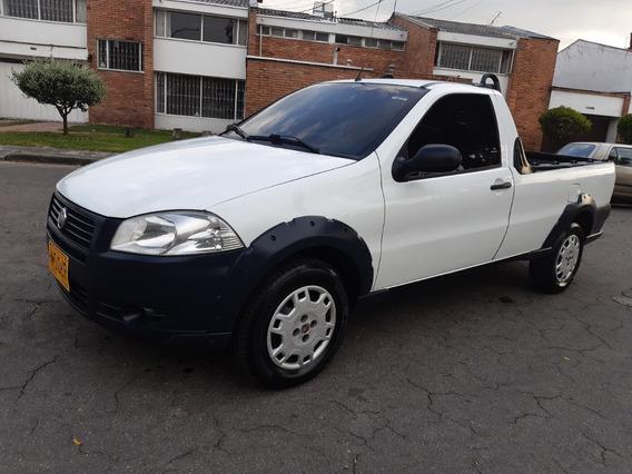 Fiat Strada Fiat Strada Pick Up 2012