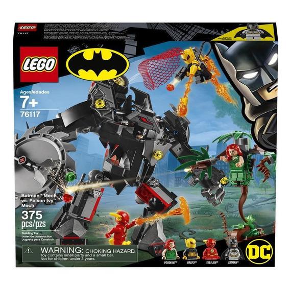 Lego 76117 Batman Mech Vs Poison Ivy Mech