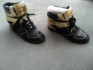 Tenis Michael Kors, Nikko High Top