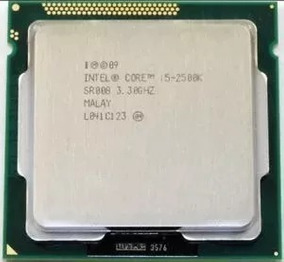 Intel Core I5 2500k Socket 1155 2º Geração