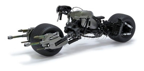 Bat Pod The Dark Knight Rises Trilogy Hot Wheels Elite 1:18