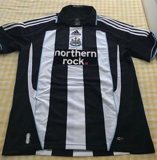 Camisa Futebol Newcastle United Oficial - adidas - Tam G