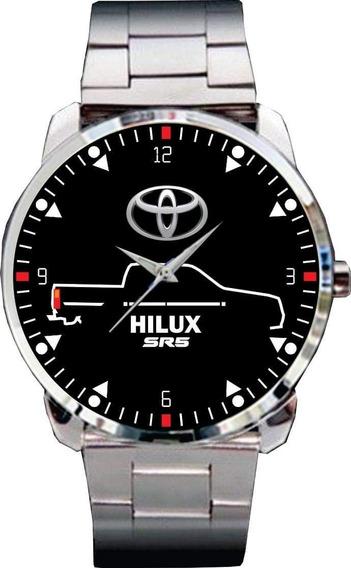 Relógio De Pulso Personalizado Hilux Sr5 - Cod.tyrp031