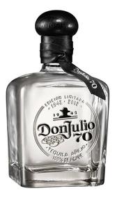Tequila Don Julio 70 Añejo Cristalino 750 Ml
