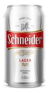 Lata Schneider 354cc Pack X 24