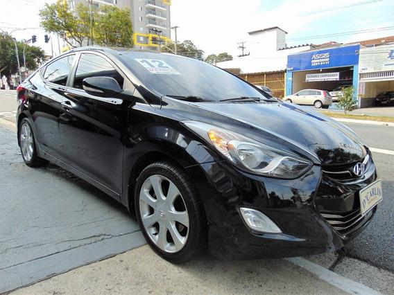 Hyundai Elantra Gls 1.8 2011/2012 Gasolina - Automatico