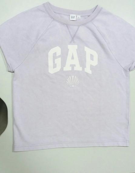 Remera De Mujer Marca Gap Original
