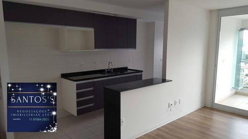 Imagem 1 de 30 de Apartamento Para Alugar, 68 M² Por R$ 4.400,00/mês - Brooklin - São Paulo/sp - Ap1808