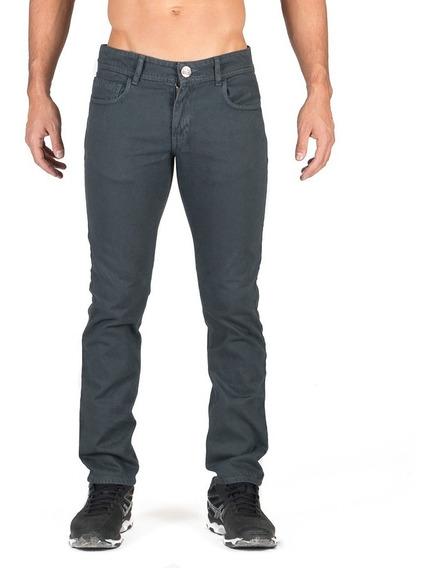 Pantalón Gabardina Oxford Skinny