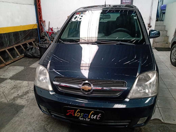 Meriva 1.8 Maxx 8v Flex 4p Manual