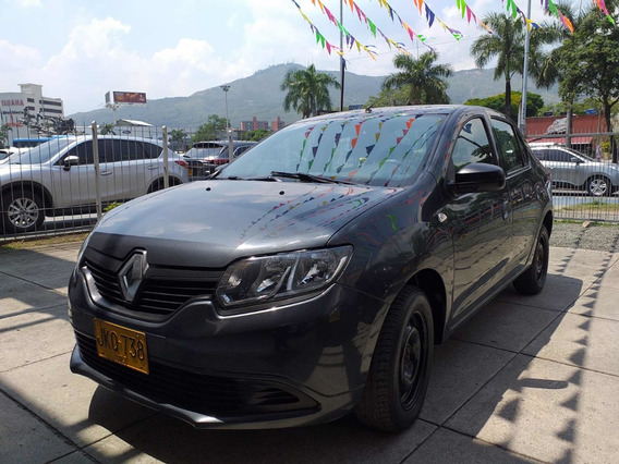 Renault Logan 2017 Mt