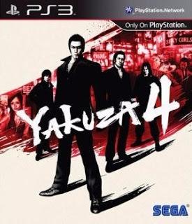 Yakuza 4 Ingles Juego Digital Ps3