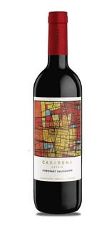 Vino Casarena Estate Cabernet Sauvignon 750ml. - Envíos
