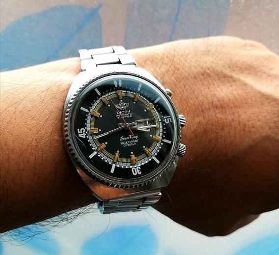 Reloj Automatico Ricoh Space King