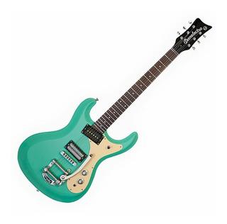 Danelectro The 1964 Electric Aqua C/funda No Fender Strato
