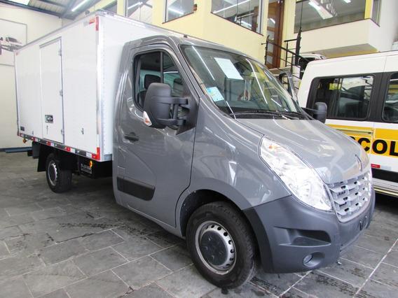 Renault Master Chassi Bau Cinza