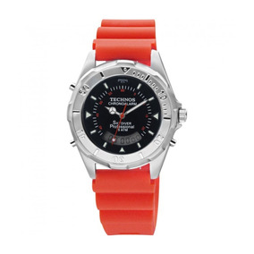 Relógio Technos - T20562/8r - Skydiver - Ana/digi