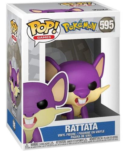 Funko Pop Pokemon Rattata