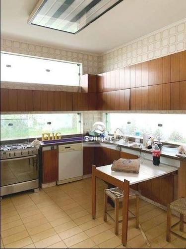 Casa Com 4 Dormitórios À Venda, 368 M² Por R$ 2.950.000,00 - Vila Assunção - Santo André/sp - Ca0987