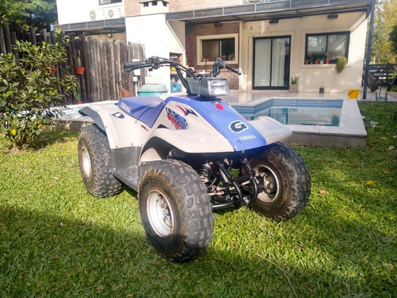 Yamaha Grizzly 125 (no Breeze 125)
