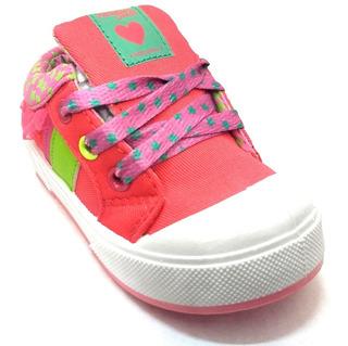 Zapatillas De Bebe Proforce Con Cordón Art 8500