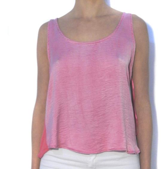 Blusa Musculosa Mujer