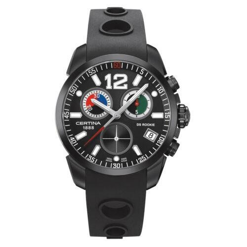Reloj De Cuarzo Certina Para Hombre C016-417-17-057-01