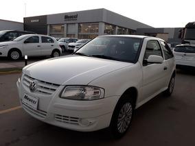 Volkswagen Gol 1.4 Power 83cv Color Blanco Año 2012