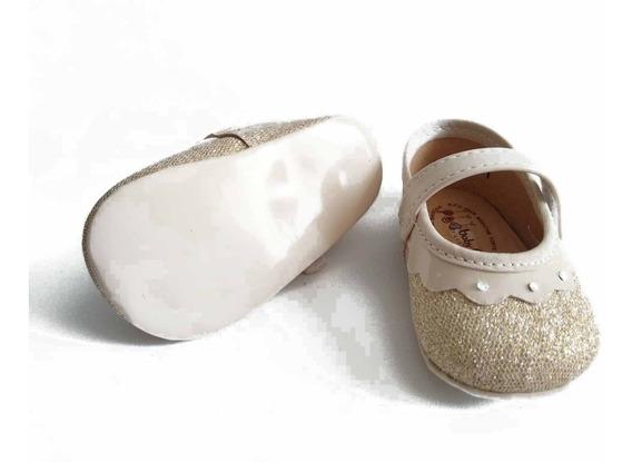 Zapatitos Para Bebé De Niña Valerina Princesa