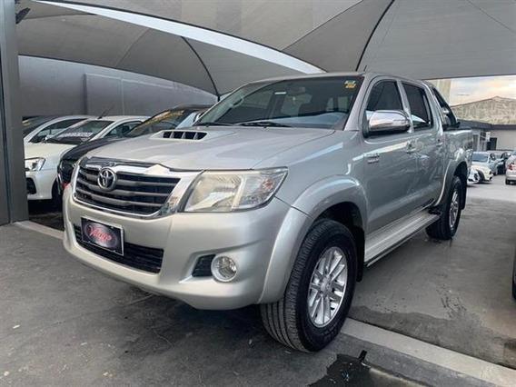 Toyota Hilux Cabine Dupla Srv 3.0 Diesel Automatico
