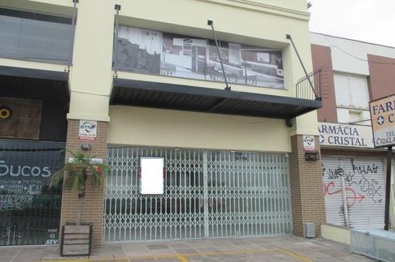 Loja Comercial Para Locação, Cristal, Porto Alegre. - Lo0043