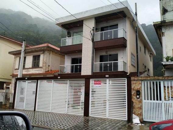 Casa Com 3 Dorms, Marapé, Santos - R$ 579 Mil, Cod: 54744804 - V54744804