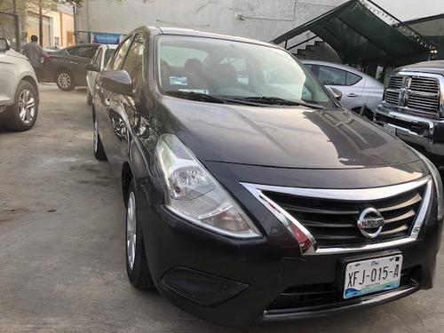 Nissan Versa 1.6 Sense