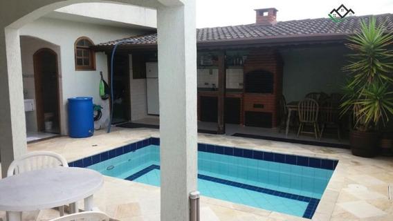 Sobrado Com 4 Dormitórios À Venda, 250 M² Por R$ 750.000 - Vila Nova Socorro - Mogi Das Cruzes/sp - So0044