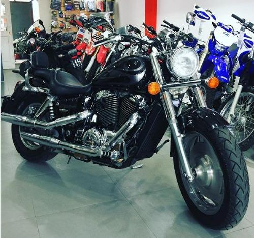 Honda Vt Shadow Sabre 1100 Black 2004 Delisio Motos
