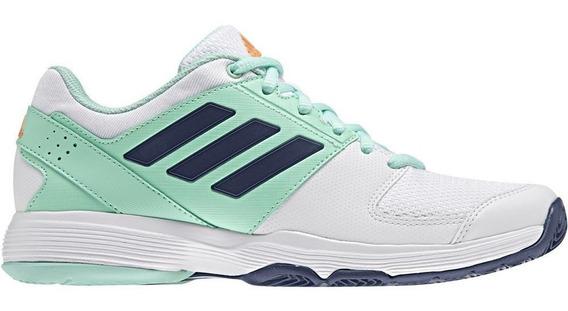 Zapatos Para Jugar Tenis adidas Barricade Court Mujer Y Niña