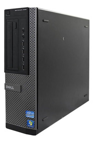 Desktop Dell Optiplex 990 Slim I7 4gb 500gb - Usado