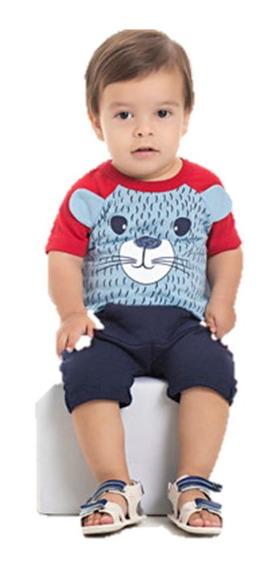 Roupa Bebê Menino Infantil Kit 10 Conjunto Masculino Atacado
