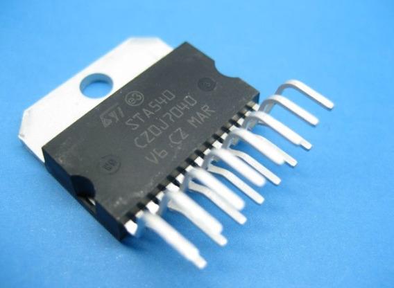Ci Amplificador Sta540 15pinos Original Philco Frete R$12,00