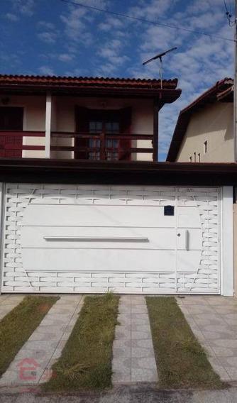 Sobrado Com 3 Dormitórios À Venda, 130 M² Por R$ 350.000,00 - Aguassaí - Cotia/sp - So0035