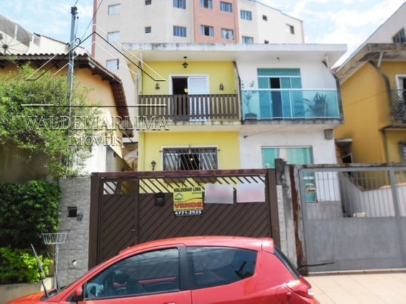 Sobrado - Jardim Ouro Preto - Ref: 581 - V-581