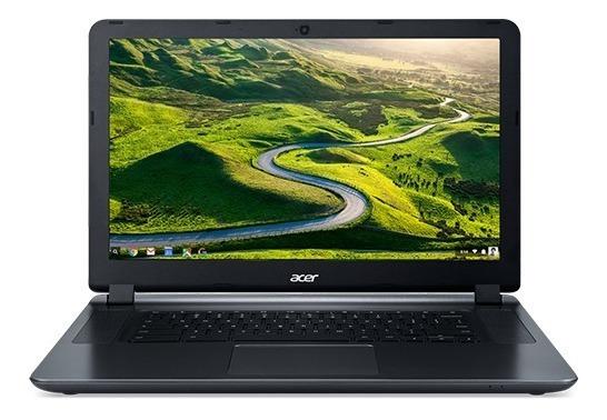Laptop Acer Chromebook 15 Intel N3060 4gb+32gb Emmc+15.6 Hd
